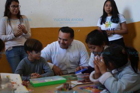 Oportunidades de superación en Centros de Desarrollo Integral del Ayuntamiento