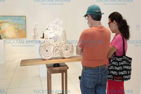 Reactivan recorridos guiados por exposiciones del Centro Cultural Olimpo