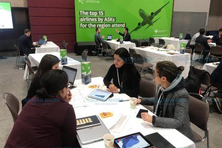 Buscan más vuelos internacionales para Yucatán