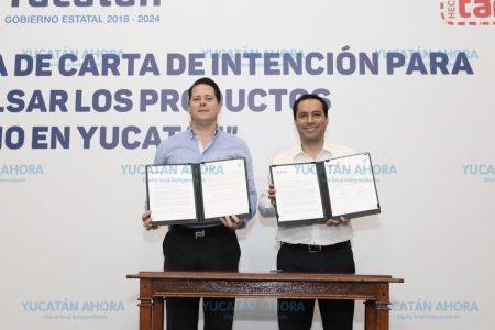 Gobierno del Estado impulsa consumo de productos 'Hechos en Yucatán'