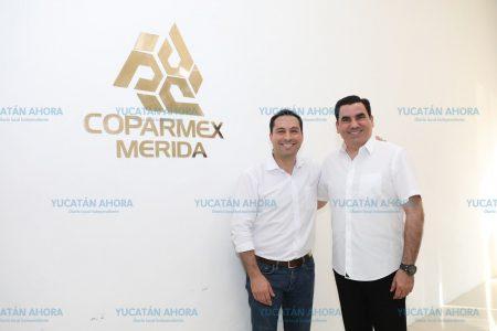 Coparmex, un aliado en el desarrollo de Yucatán