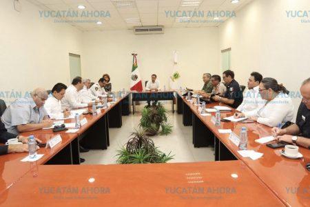 Fortalecen estrategias para mantener la seguridad en Yucatán