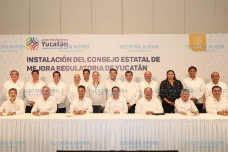 Yucatán avanza en su plan de simplificar los trámites a los ciudadanos