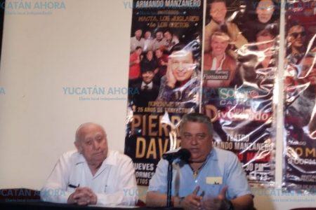 Variada cartelera de espectáculos en el Teatro Armando Manzanero