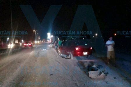 Atropella, mata y huye en la carretera Mérida-Umán