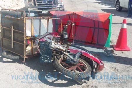 Mototaxis, el transporte más letal en Yucatán