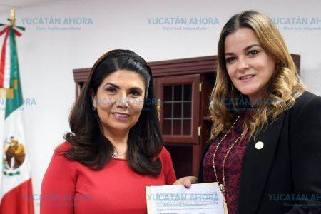 Cecilia Patrón presenta iniciativa para desalentar los robos en casas