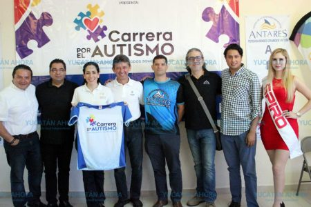 Próxima carrera por el autismo en Mérida