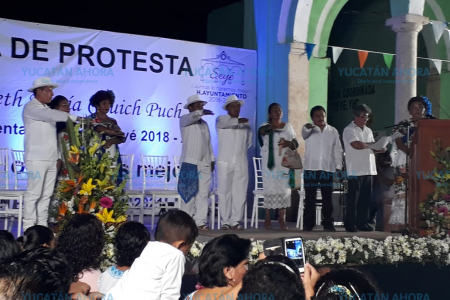 La alcaldesa de Seyé, a un paso de ser destituida por desacato