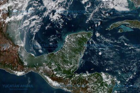 Mucho calor en tierra y fuertes vientos en el mar, pronóstico para Yucatán