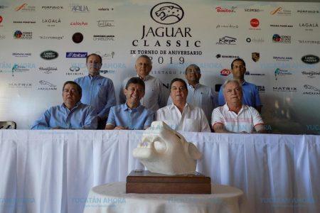 Ya viene el torneo de golf Jaguar Classic 2019, en el Yucatán Country Club