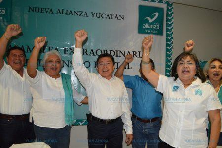 Candidato perdedor del PRI reaparece como presidente de Nueva Alianza