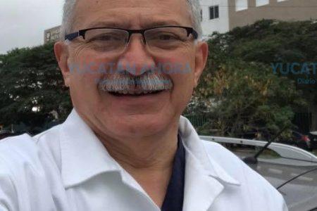 Nuevo director en el HRAEPY: Alfredo Medina Ocampo