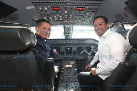 Fuerza Aérea Mexicana, aliada en la paz y desarrollo de Yucatán