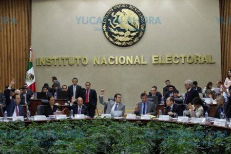 INE capacita a organizaciones que quieren ser partidos políticos