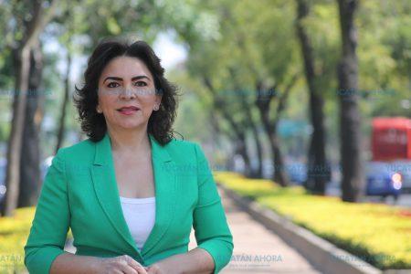 Ivonne Ortega presenta 10 acciones para recuperar al PRI