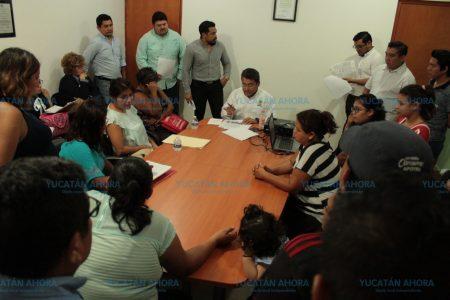 Japay atiende peticiones de vecinos de Cielo Alto