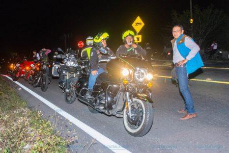 Mensaje a motociclistas: no es por la multa, es por tu seguridad