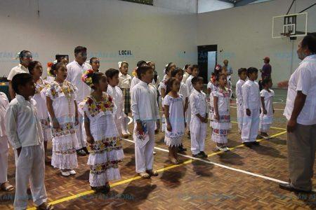 Ya será oficial cantar el himno mexicano en lengua maya