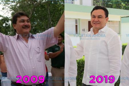 Otra vez se va del PRI Liborio Vidal