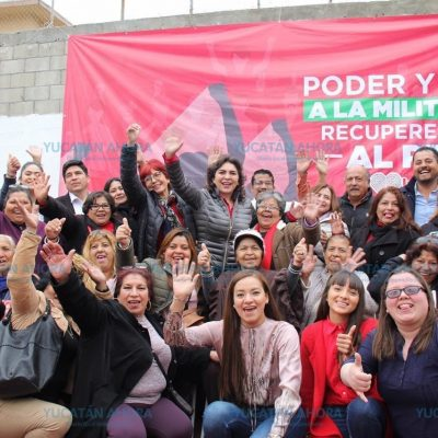 El 'viejo PRI' está ahora en el gobierno federal: Ivonne Ortega