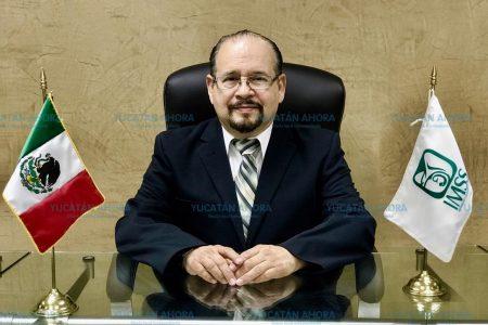 Asume Pedro Marín como nuevo delegado del IMSS