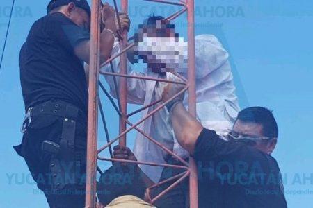 Dramático intento de suicidio en el IMSS: médico quiso arrojarse de una torre