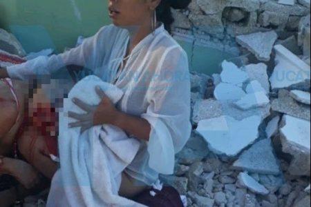 De paseo familiar a tragedia por el derrumbe en construcción deficiente