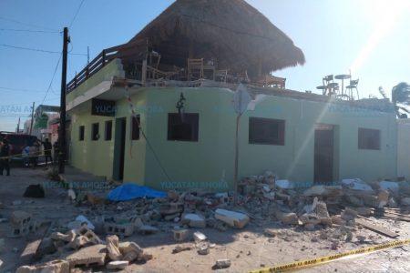 Salitre y materiales 'chafa' aceleran deterioro de construcciones en Progreso