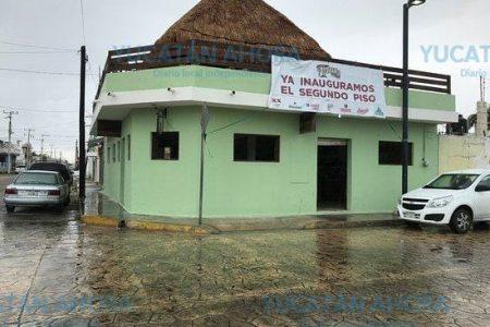 Restaurante Mocambo estaba estrenando remodelación