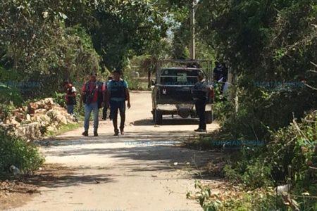 Saldo de operativo en Motul: cuatro pistoleros detenidos y una casa asegurada