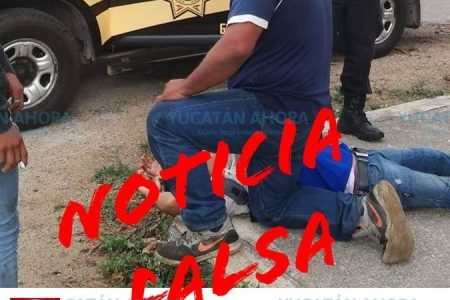 Detienen a mecánico y supuesto ladrón por liarse a golpes en Misné