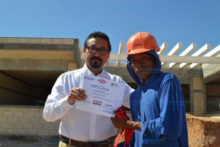 Yucatán, con alto índice de accidentes laborales entre albañiles