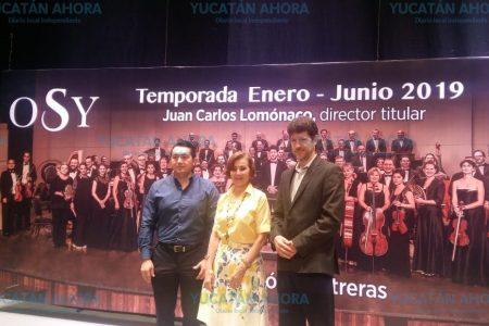 Cumple 15 años la Orquesta Sinfónica de Yucatán