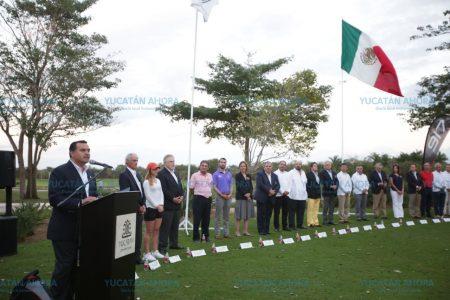 Arranca la XII edición de la Copa Yucatán de Golf