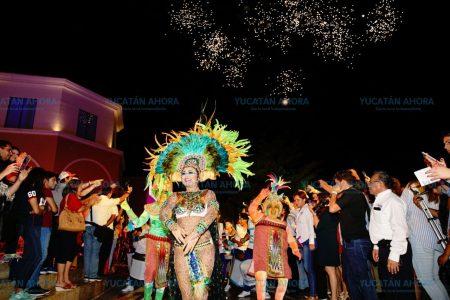 Cartelera de artistas para el Carnaval Mérida 2019