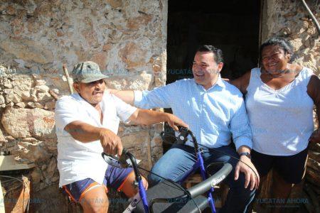 Renán Barrera pone en marcha primera Jornada del Empleo en comisarías