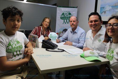 Alianza a favor de plantas y animales en Yucatán