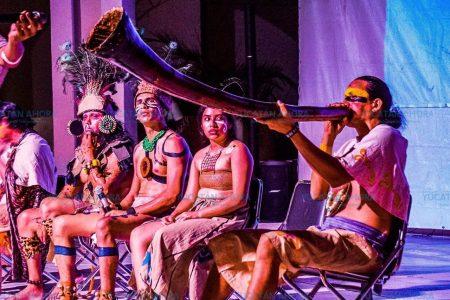 La Casa de la Cultura del Mayab se abre a 'La rueda del tiempo'