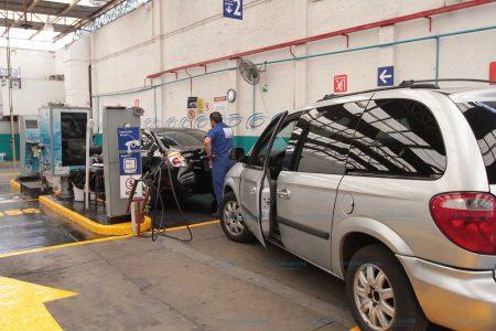 Inicia la verificación vehicular anual en Yucatán