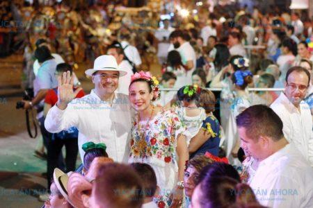 Mérida rinde tributo a sus raíces con el Lunes Regional en Plaza Carnaval