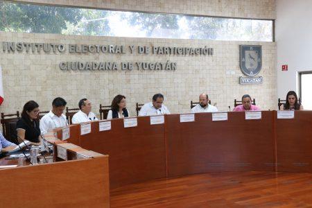 Aprueban tope de financiamiento privado para los partidos en Yucatán