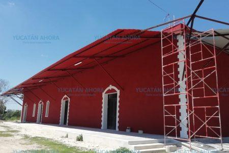 De antigua estación de trenes a Casa de la Cultura de Espita