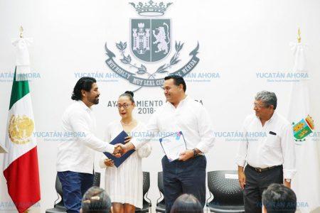 Renán Barrera aumenta fondos a favor de los artistas locales