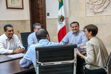 La persona, el centro de las acciones municipales: Renán Barrera