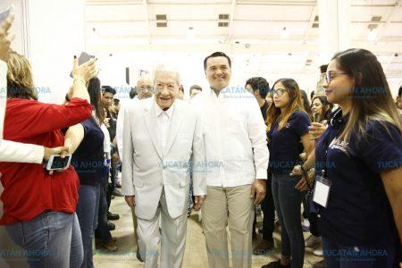 Ignacio López Tarso, Huésped Distinguido de Mérida