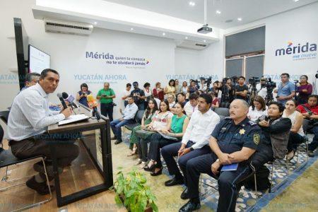 Confirman que el ruido afecta varias zonas del centro histórico de Mérida