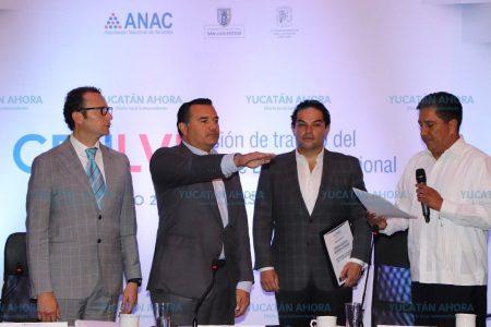 Renán Barrera, enlace de alcaldes de México con el gobierno federal