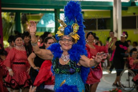 Sin limitaciones para divertirse en el Carnaval