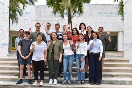 De París a la Anáhuac Mayab para conocer la cultura yucateca